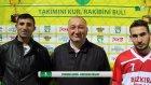 Buzkıran İnşaat - Manchester United Basın Toplantısı / ANTALYA / iddaa RakipBul Ligi 2015 Açılış Sez