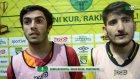 Yencen Milan / TrakyaSpor / Maçın Röportajı / Kocaeli