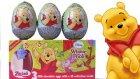 Winnie the Pooh Sürpriz Oyuncak Yumurta Açımı Oyun Hamuru TV Videoları İzle