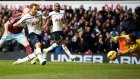 Tottenham 2-2 West Ham United - Maç Özeti (22.2.2015)