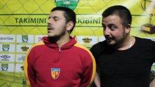 FC Alpaslan Kırmızı Şeytanlar Basın Toplantısı/KAYSERİ/İddaa Rakipbul Ligi 2015 Açılış Sezonu