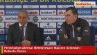 Fenerbahçe-Akhisar Belediyespor Maçının Ardından - Roberto Carlos