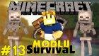 Minecraft Modlu Survival - Örümcekler - Bölüm 13