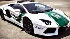 6.5 Milyon Dolarlık Dubai Polis Arabaları