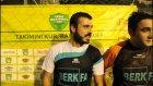 Calabrian - Bal-Kes 2014 - Basın  Toplantısı / İZMİR / iddaa Rakipbul Ligi 2015 Açılış Sezonu