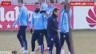 Diego Simeone, Arda Turan'ı Bayer Leverkusen Maçı Kadrosuna Almadı