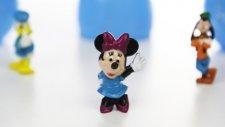 Sürpriz Yumurta Açma - Minnie Mouse