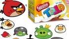 9 Angry Birds Sürpriz Yumurta ve Sürpriz Oyuncak Açma Nestle ToTo Oyun Hamuru TV Videoları