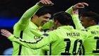 Manchester City 1-2 Barcelona Maç Özeti - 24.02.2015