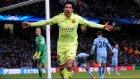 Manchester City 1-2 Barcelona (Maç Özeti)