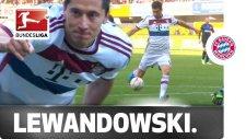 Bayern'de Lewandowski Perdeyi Açtı