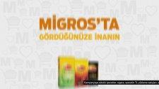 Migros'ta Gördüğünüze İnanın! Lipton Çay