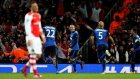 Arsenal 1-3 Monaco - Maç Özeti (25.2.2015)
