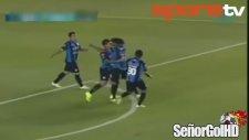 Ronaldinho'nun asisti sonrası harika gol