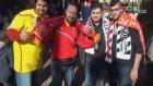 Liverpool taraftarları Sultanahmet'te maçı bekliyor