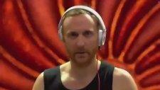 Haplanıp Sahneye Çıkan David Guetta