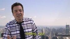 Jimmy Fallon - Brad Pitt (Yodeling)