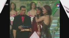 Miss Turkey 1997 - Çağla Şikel ve Burcu Esmersoy