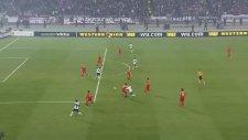 Beşiktaş 1-0 Liverpool (Gol: Tolgay)