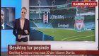 Beşiktaş-Liverpool Maçı Hangi Kanalda Saat Kaçta