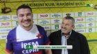İdris Alp İnşaat İrem Cephe Ulukent DENİZLİ DENİZLİ Maç Röpörtajı iddaa Rakipbul Ligi 2015 Açılış Se