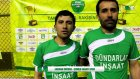 Lokman Ünüvar, Şeref Şahin - Çumra Sanayi Spor / KONYA / iddaa Rakipbul Ligi 2015 Açılış Sezonu