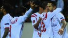 Moenchengladbach 2-3 Sevilla - Maç Özeti (26.2.2015)