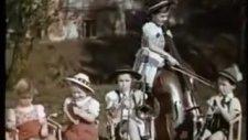 1941 Goebbels Ailesi Renkli Görüntüler