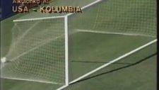 Andres Escobar'ın Kendi Kalesine Attığı Gol - 1994 Dünya Kupası