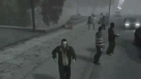 GTA - Trafik Canavarına İbretlik Tepki