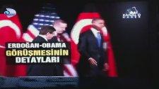 Obama' nın Ahmet Davutoğlu' nu Çağırması