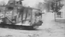Alman Sturmpanzerwagen A7V Tankı