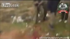 El Kaide Kafa Keserken Kameramanın Türkçe Konuşması