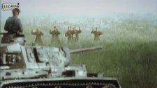 Kızıl Ordu - Wehrmacht - Renkli Görüntüler