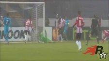 Zenit 3-0 PSV - Maç Özeti (26.2.2015)