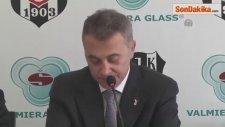Beşiktaş-Valmiera Glass Sponsorluk Anlaşması