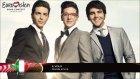 IL Volo - Grande Amore | Eurovision 2015 - İtalya