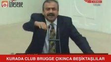 Kurada Club Brugge Çıkınca Beşiktaşlılar