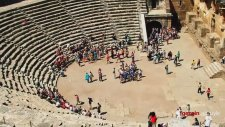 Antalya Gezilecek Yerler:  Aspendos Antik Kenti Ve Aspendos Antik Tiyatro