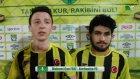 Burhaniye FC maç sonu görüşleri