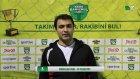 EMRULLAH CEBE - FC YEŞİLYURT Maç Sonu Röportaj