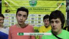 1. GÖKTEPESPOR - 2. FC ZEYTİNİAKOS / İSTANBUL / Açılış Sezonu 2015 Rakipbul