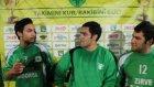 FC OTTOMAN - ALEX 10 / İstanbul / İddaa Rakipbul 2015 Açılış Ligi Maç sonu görüşleri