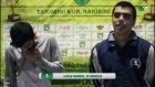 Easy Speak-FC Emekevler Maç Sonu / KOCAELİ / iddaa Rakipbul Ligi 2015 Açılış Sezonu