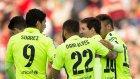 Granada 1-3 Barcelona - Maç Özeti (28.2.2015)