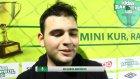 Maç sonu MARTİNİ FC basın toplantısı HD İZMİR