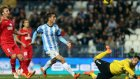 Malaga 3-2 Getafe - Maç Özeti (28.2.2015)
