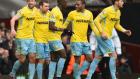 West Ham 1-3 Crystal Palace - Maç Özeti (28.2.2015)