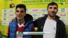 Buzkıran İnşaat-Amad Spor Macın Röportajı / Antalya
