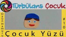 Oyun Hamuru ile Çocuk Yüzü Yapımı | Türbülans Çocuk | Play Doh Kid Face